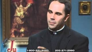 Fr. Donald Calloway: An Episcopalian Who Became Catholic - The Journey Home (7-23-2007)